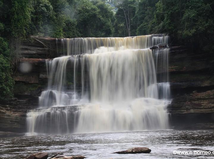 Maliau Basin Falls