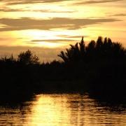 sunset garama