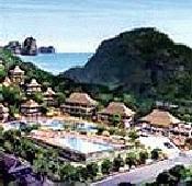 Ao Nang Pakasai Resort, Krabi, Thailand