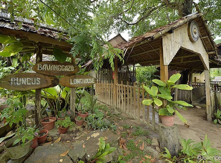 rungus longhouse