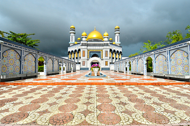 brunei_mosque