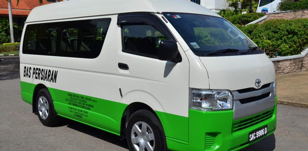 kota kinabalu excursion tourism permitted van